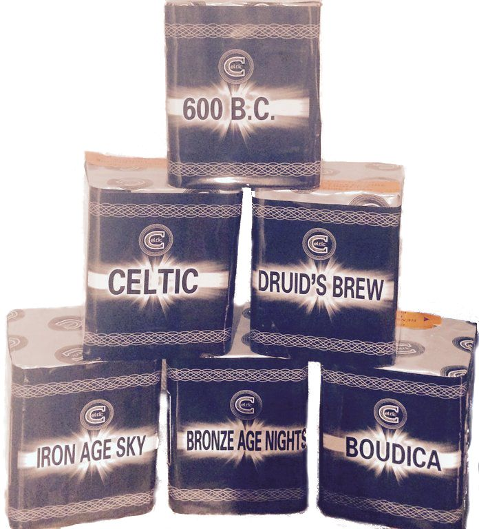 Celtic Six Pack Fireworks