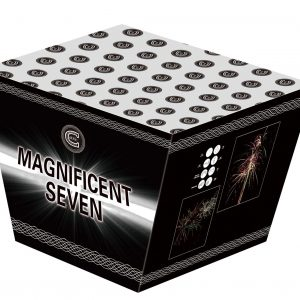 Magnificent Seven Consumer Fireworks