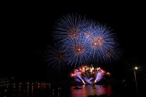 Plymouth British Firework Championships