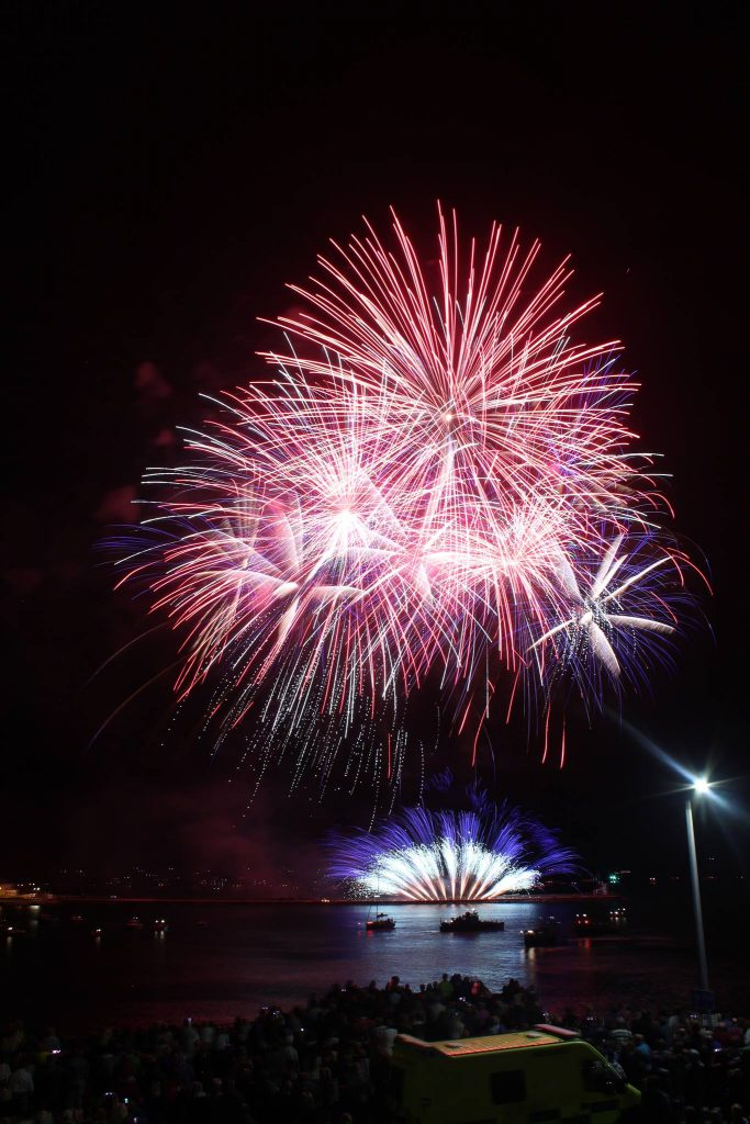 Plymouth British Firework Championships