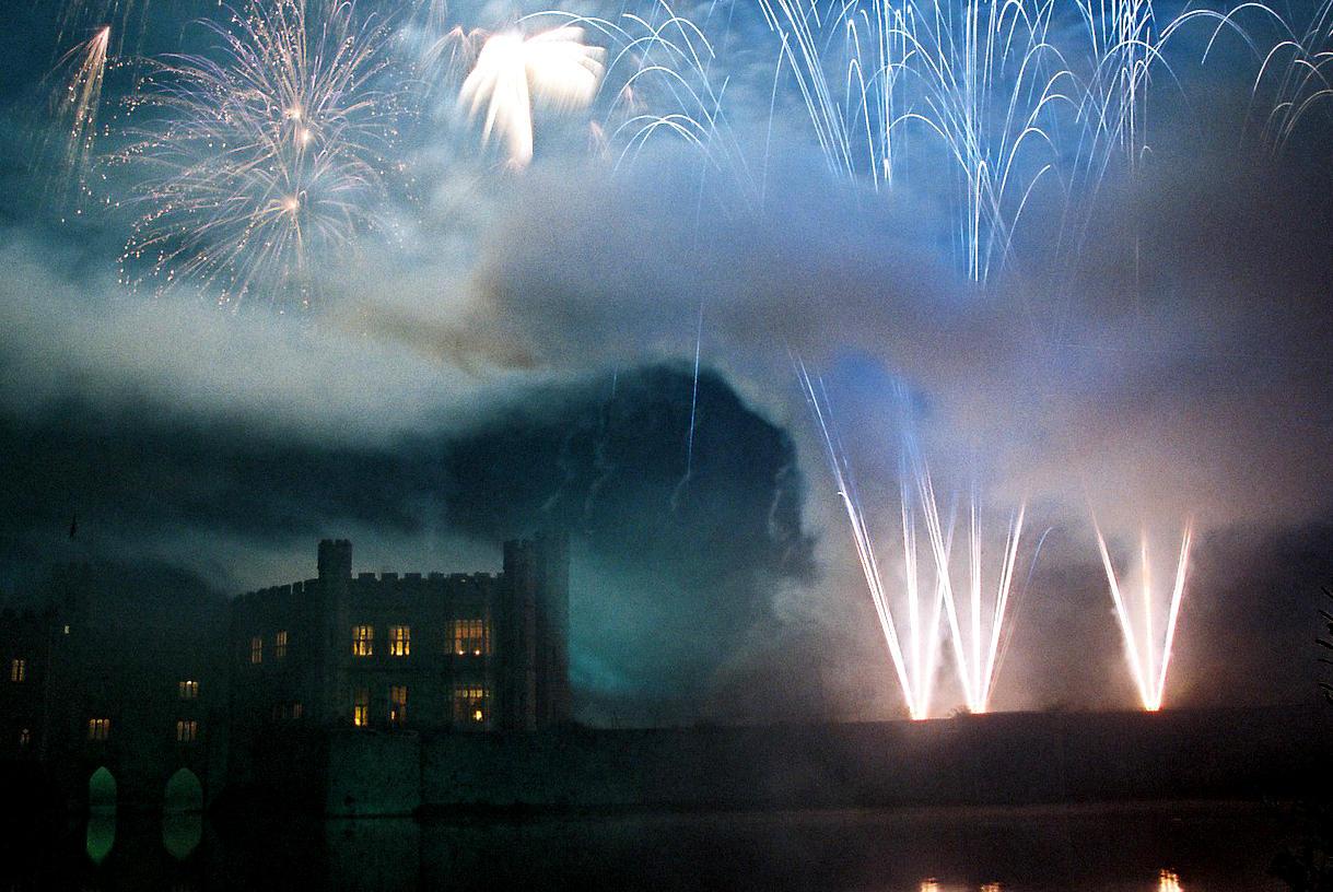 Leeds Castle Fireworks