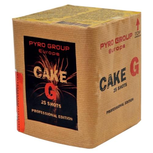 Cake G Consumer Fireworks