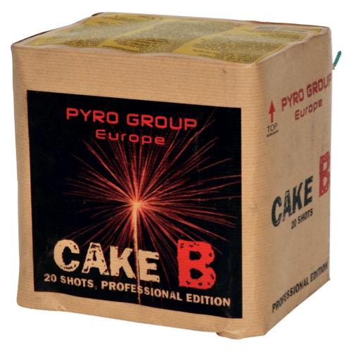 Cake B Consumer Fireworks