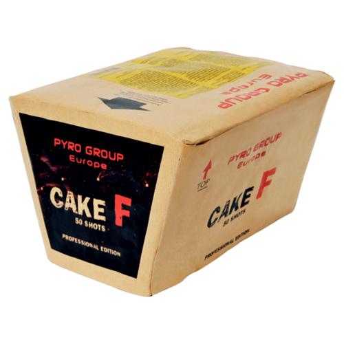 Cake F Consumer Fireworks