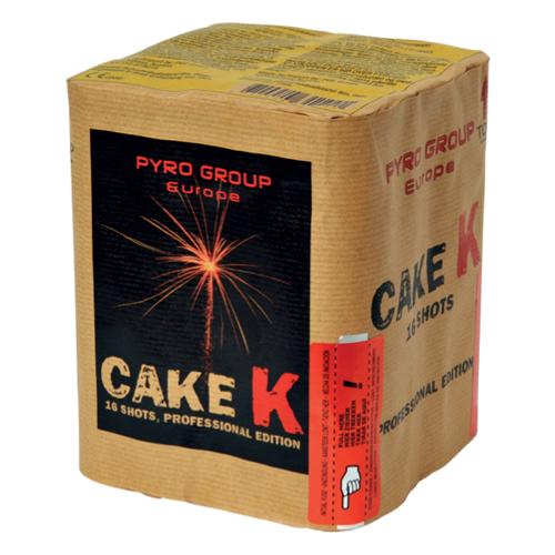 Cake K Consumer Fireworks