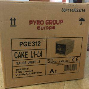 Cake I Consumer Fireworks