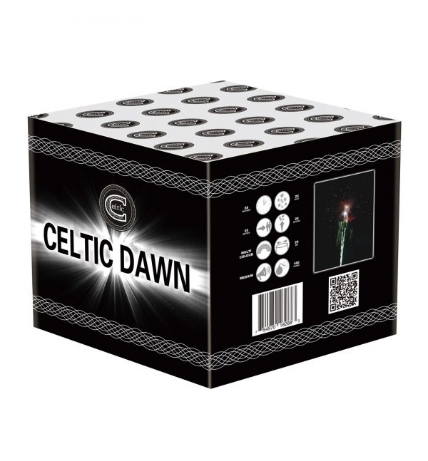 Celtic Dawn Consumer Fireworks