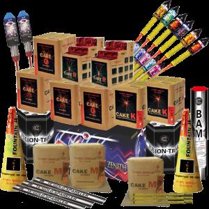 Kimbolton Fireworks Iapetus
