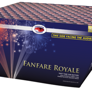 Phoenix Fireworks Fanfare Royale
