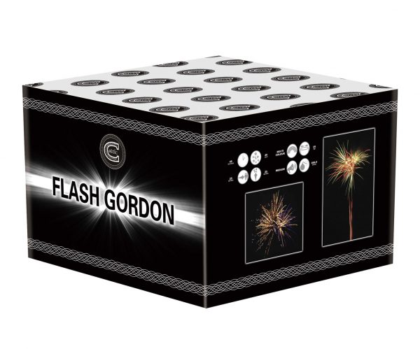 Flash Gordon Consumer Fireworks