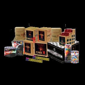 Kimbolton Fireworks Hyperion Pack