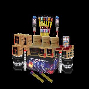 Kimbolton Fireworks Iapetus Pack