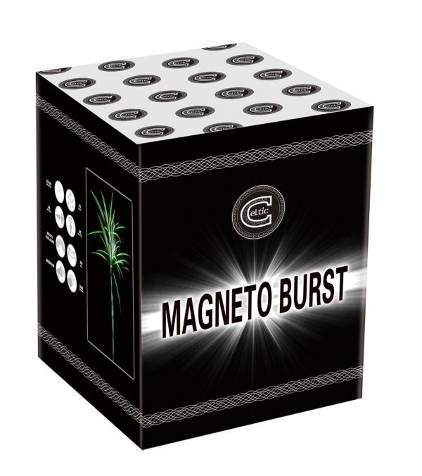 Magneto Burst Consumer Fireworks