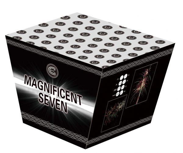 Magnificent Seven Consumer Fireworks