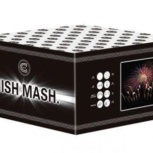 Mish Mash Consumer Fireworks Cake