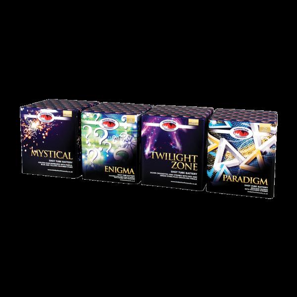 Kimbolton Fireworks Paranormal Selection