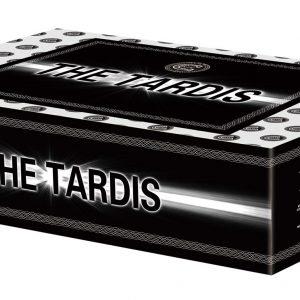 The Tardis Consumer Fireworks