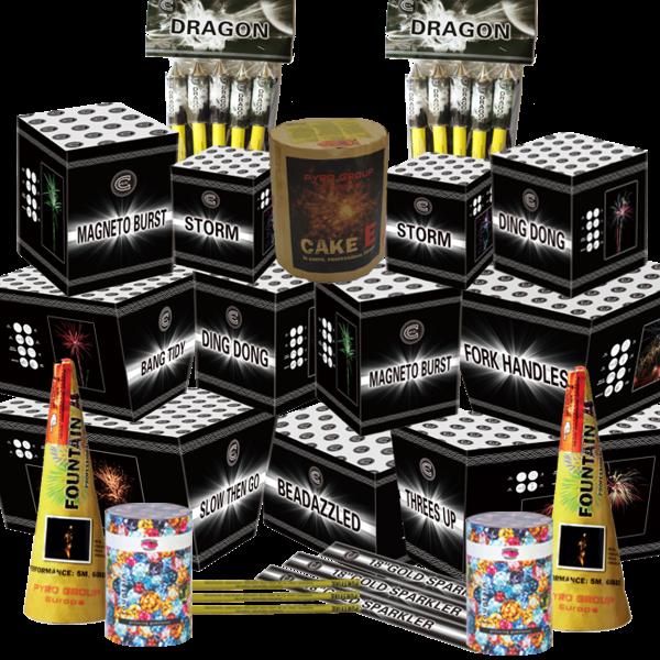 Kimbolton Fireworks Titan