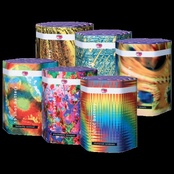 Kimbolton Fireworks Shogun Selection Box