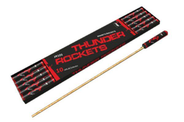 Thunder Rockets Consumer Fireworks
